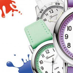 Kinder Horloges